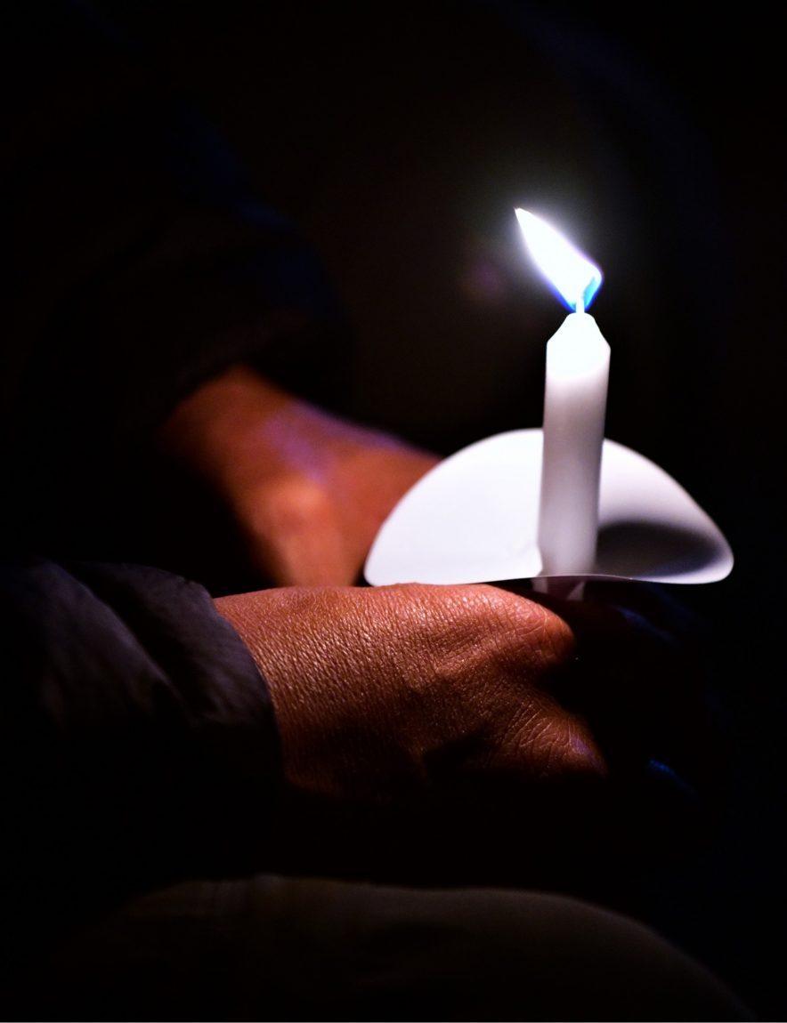 Candlelight vigil shines light on missing, murdered ...