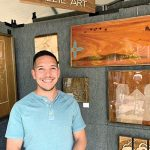 Diné artist influenced by New Mexico upbringing