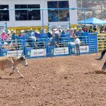 Dahozy, Yazzie win all-arounds at Navajo Nation Fair rodeo