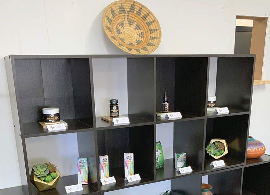 Hemp shop anticipates selling marijuana if legalized