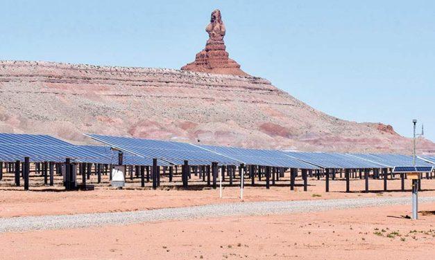 NTUA, Kayenta solar project chart path to the future