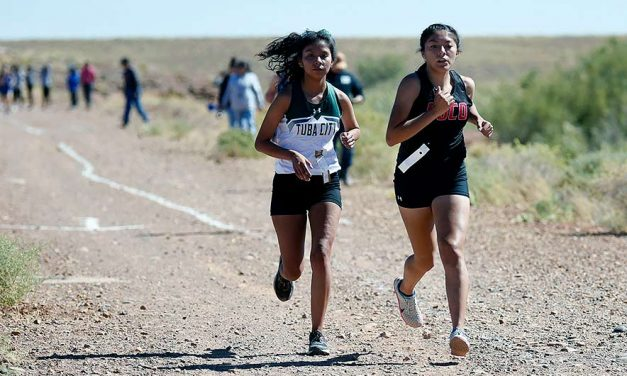 Pushed by TC runner, Panther claims runner-up