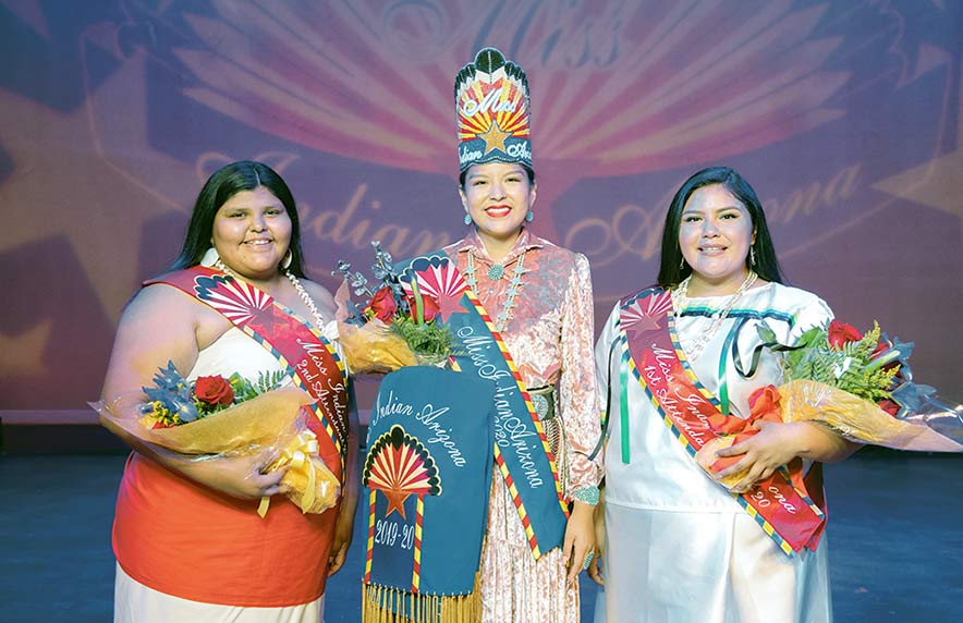 Mitchell named 58th Miss Indian Arizona