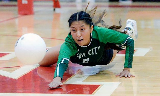 'This was a test':  Lady Warriors hope 5-set win serves them well at state