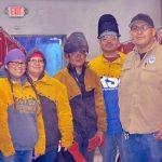 A Navajo flare: Diné teach, learn welding at RSI