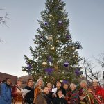 'The people's house':   Legislative branch celebrates first tree lighting