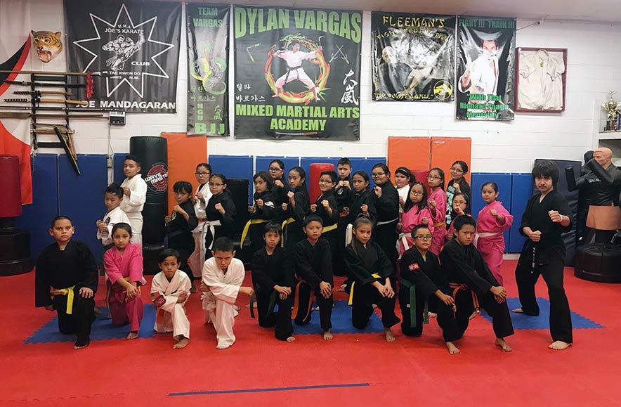 Top martial arts instructor hails from Gallup