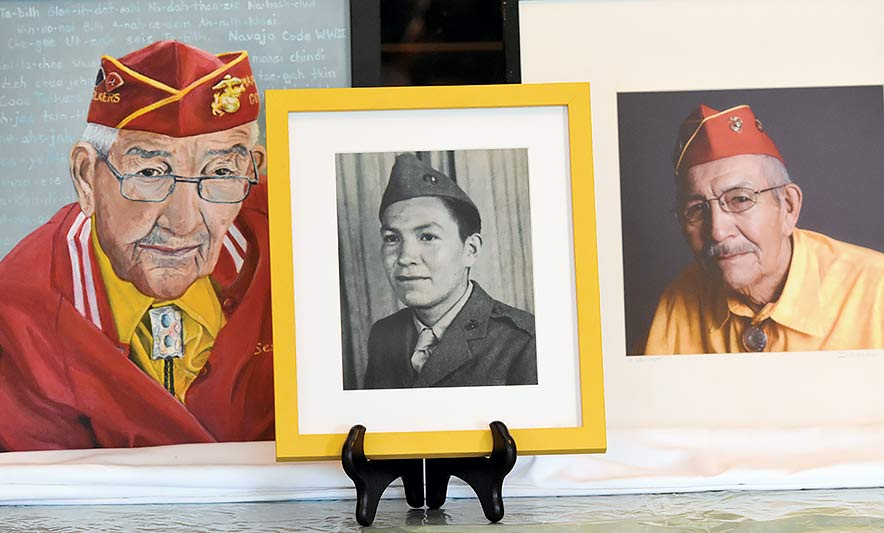 Nation loses 4 code talkers, others in 2019