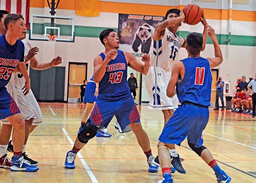 Hot Springs avenges last year's Holiday Classic loss