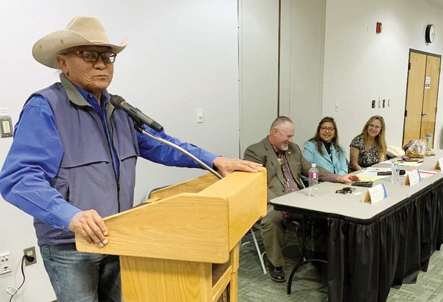 Mine, plant workers plea for jobs at PRC hearing