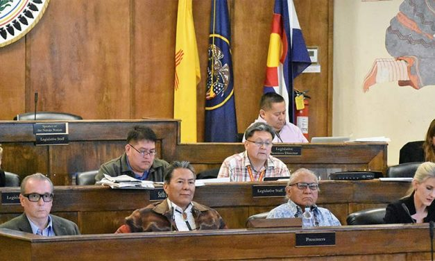 Naabi approves Navajo control of Medicaid
