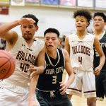 Winslow boys heat up from downtown to beat Tuba City