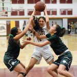 Lady Bulldogs even series with Tuba City