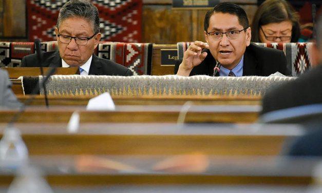 Nez vetoes cancellation, blasts Council