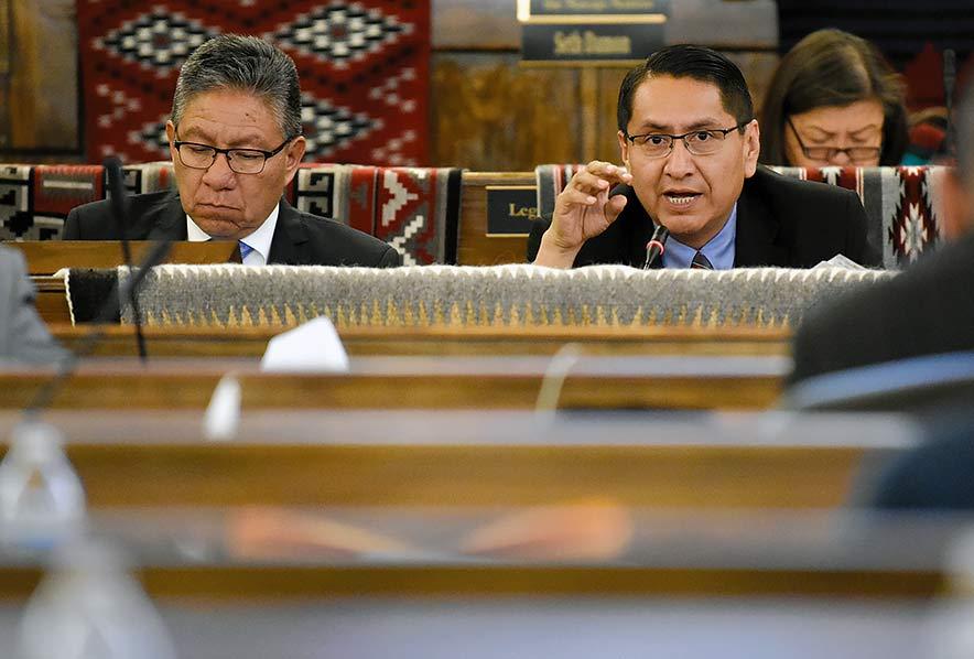 Delegates: Prez threatened restraining order if vetoes overriden
