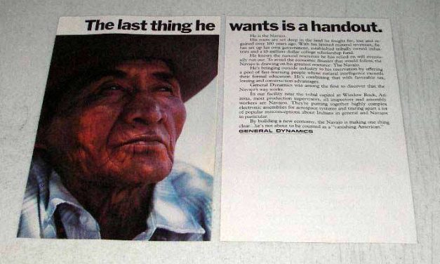 50 Years Ago:  John Billy becomes face of the Navajo
