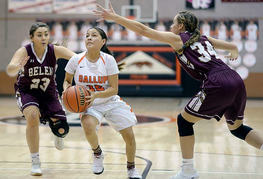 Lady Bengals try to learn from 'routine win'