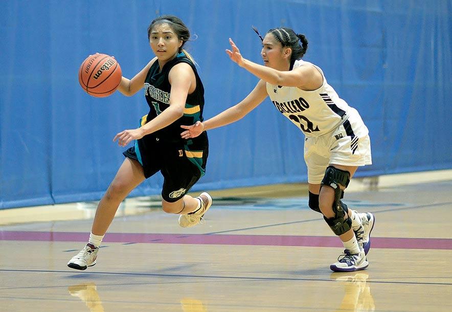 Navajo Prep wins battle of top-ranked teams