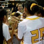 Basketball canceled: Rock Point girls see chance for repeat end
