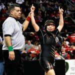 Aztec sibs encourage each other to wrestling titles