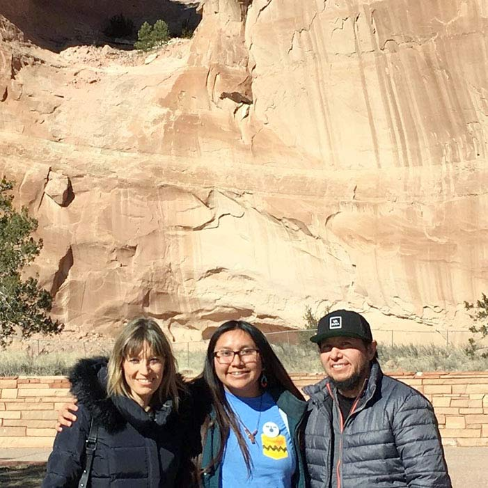 Decolonizing history: Diné, Italian artists partner to bare the truth about Columbus