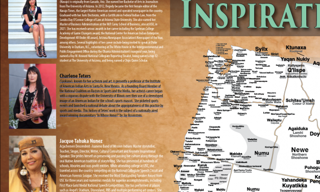 New Tribal Nations map honors Native women