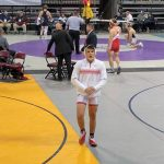 An 'irreplaceable' kid: Transfer from Page impresses wrestling coach, teachers