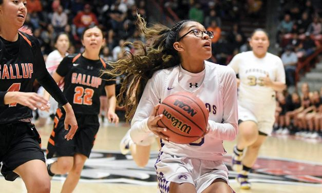 KC girls to play Los Lunas in 4A title game