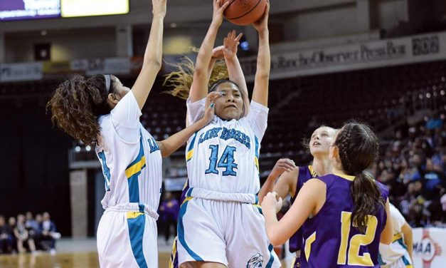 Navajo Prep girls advance to 3A title game