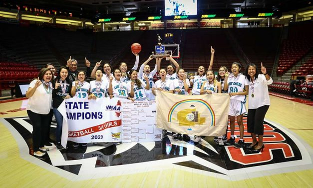 Navajo Prep, Mescalero Apache girls capture state titles – KC claims runner-up trophy