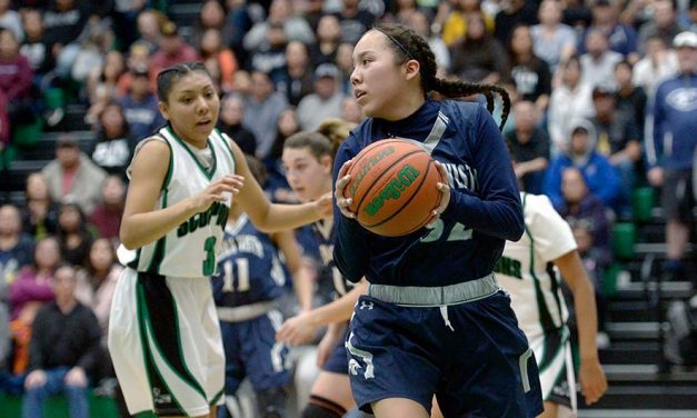'The fastest hands':  Sky's the limit for PV's Lanae Billy