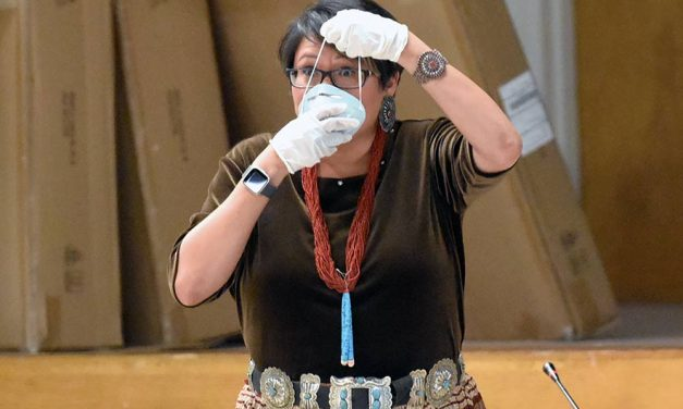 NDOH: Mask mandate still in effect on Navajo