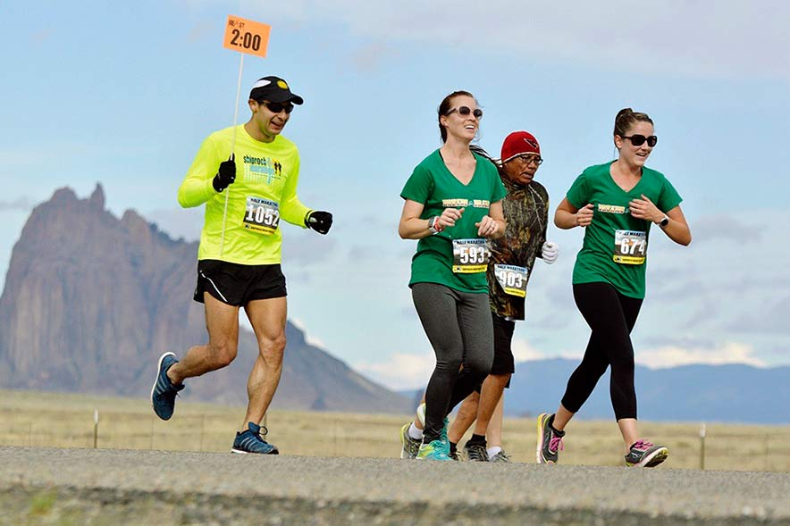 'A bummer for everybody':  Shiprock Marathon canceled