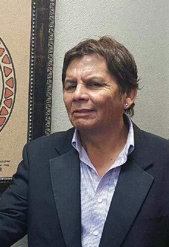 Pinto's nephew seeks his former senate seat