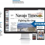 Navajo Times closes for 2 weeks due to coronavirus