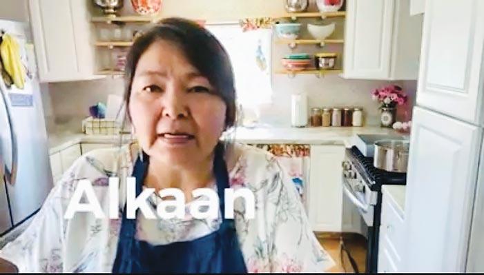 Former Miss Navajo spends curfew making recipe videos