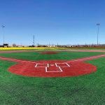 'Just stunning': Chinle athletic fields lonely but top-notch after makeover