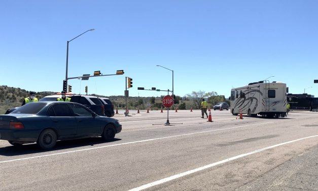 Police send travelers on lengthy detour to avoid Gallup