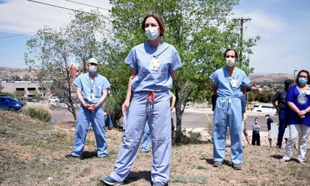 Health staff first to get vaccine
