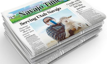 From the Publisher: Printing the Navajo Times again is a blessing