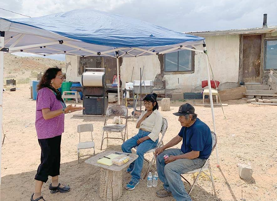 Article prompts aid for Indian Wells couple