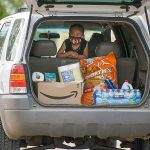 California friends assist local couple with deliveries in northwestern chapters