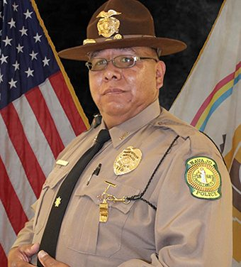 Navajo Police loses first police officer to COVID-19
