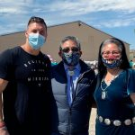 Tim Tebow Foundation delivers care packages to Diné families