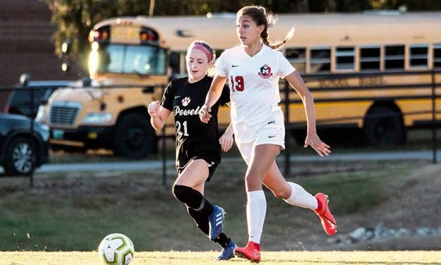 'I'm so stoked':  'Navy brat' soccer star finds a home at nearby college