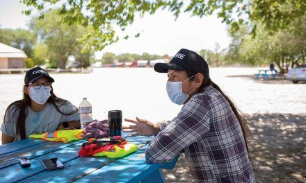 Infighting divides Northern Diné relief group
