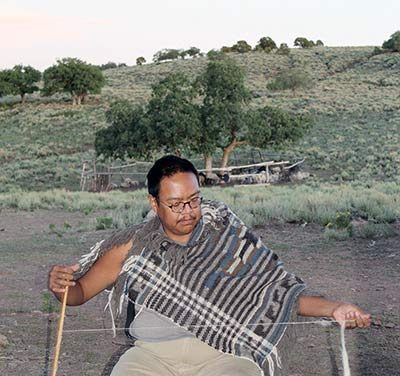 Surviving the Coronavirus Crisis: Diné Perspectives: 'We're in the middle of a war'