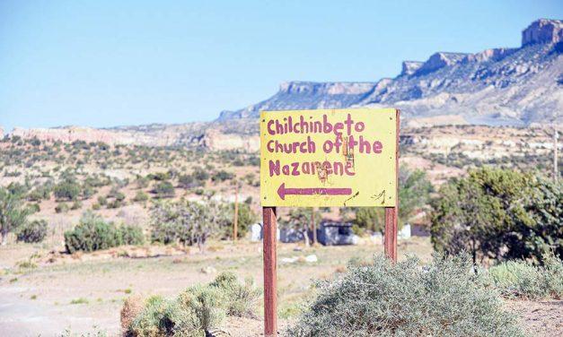 Chilchinbeto, Nazarene church feel 'scapegoated' for COVID spread