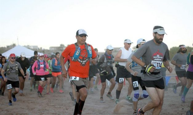 Spirit continues for Canyon de Chelly Ultra Marathon