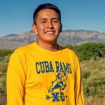 Sam beats odds; gets running scholarship